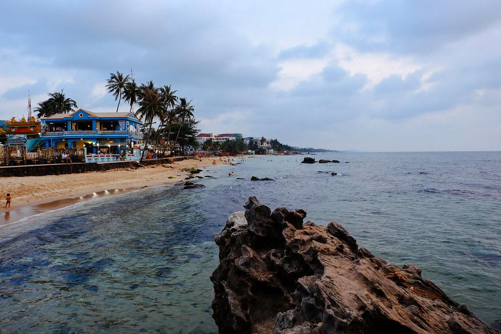 Dinh Cau Beach (Phu Quoc Island, Vietnam)
