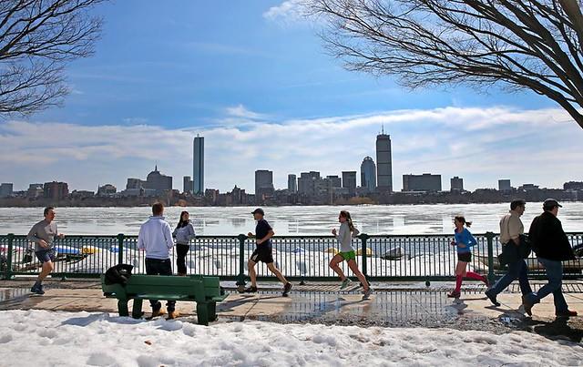 Boston mars 2015