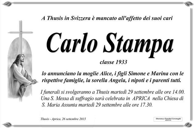 Stampa Carlo