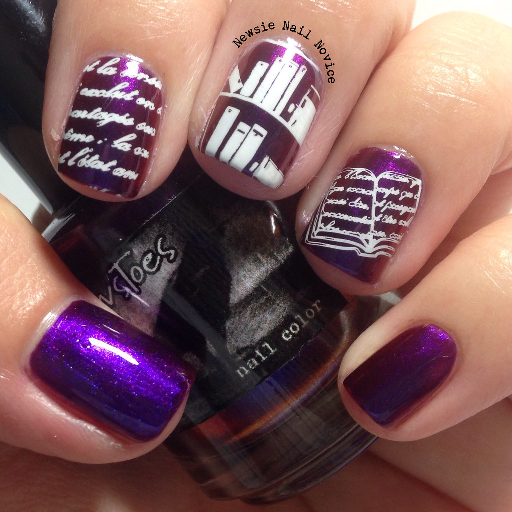 40 great nail art ideas hobbies newsie nail novice now lets talk about this base this is crowstoes indian summer now i first grabbed for this because of the name california has had hot weather non stop prinsesfo Choice Image
