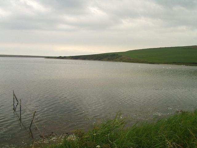 The Fleet near Langton Herring
