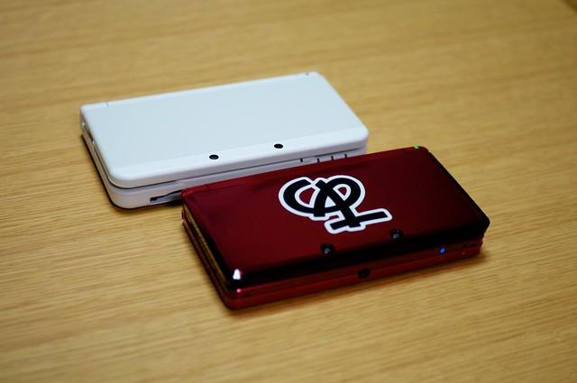 New Nintendo 3DS & Nintendo 3DS
