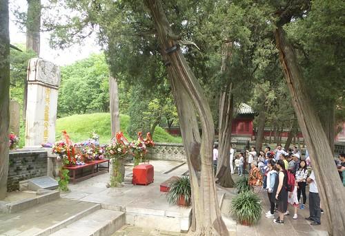 CH-Qufu-Confucius-Cimetière-Tombeaux (7)