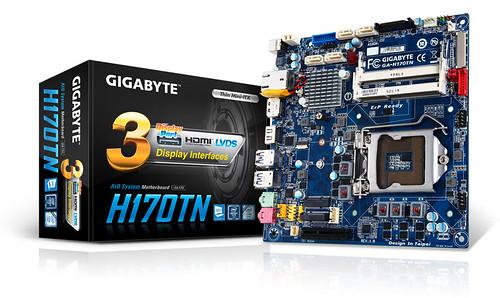 Gigabyte GA-H170TN