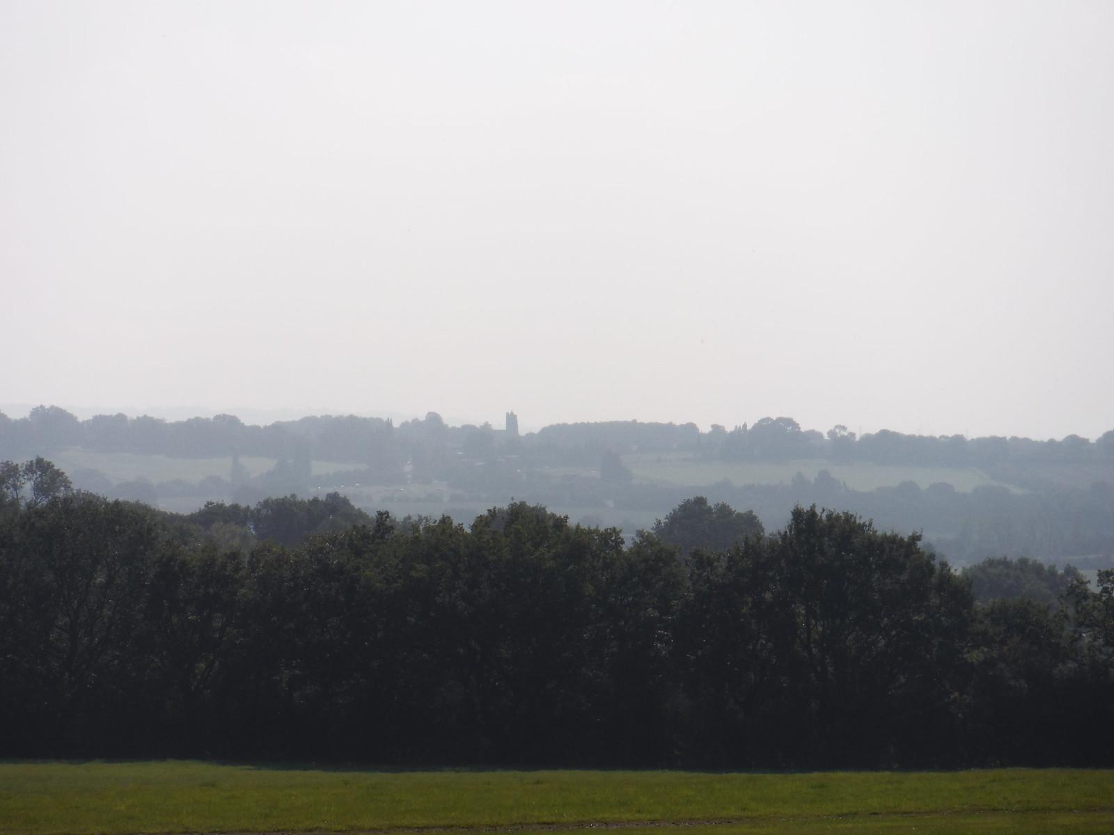 View towards Rettendon SWC Walk 159 South Woodham Ferrers to North Fambridge