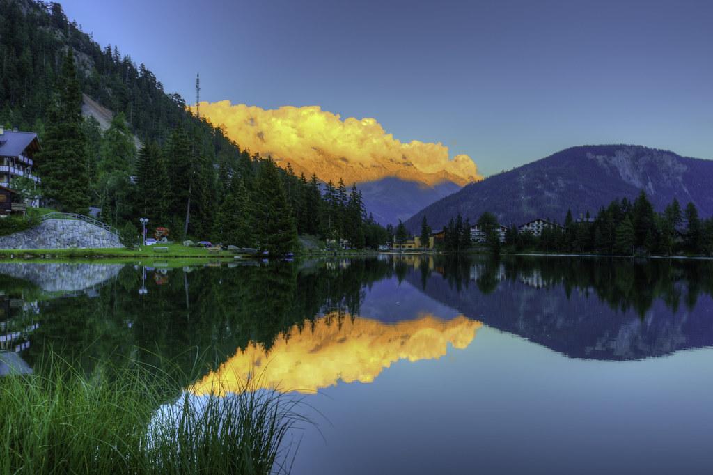 Champex Lake
