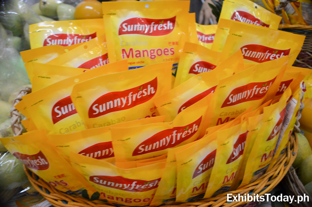 Sunnyfresh Dried Mangoes