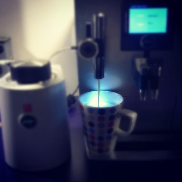 Morning. Coffee.