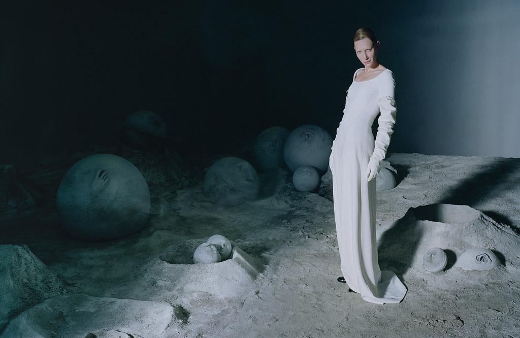 Кейт Бланшетт — Фотосессия для «W» 2015 – 1