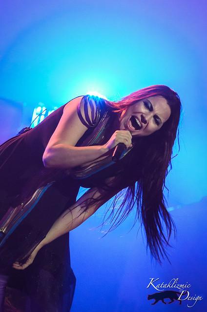 Evanescence - Wiltern Theatre 11-17-15