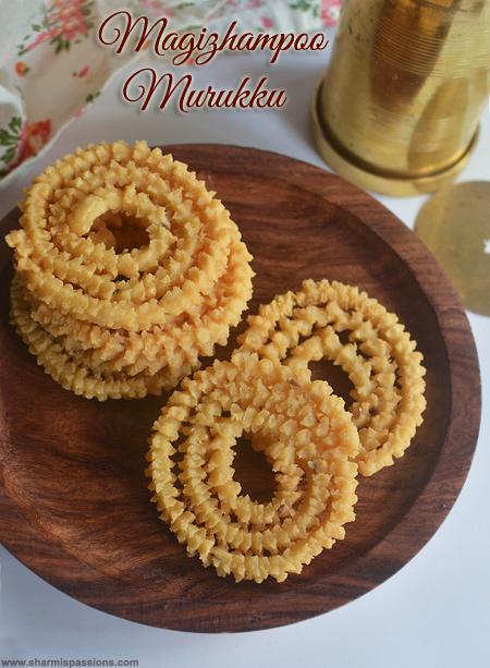 Magizhampoo Murukku Recipe