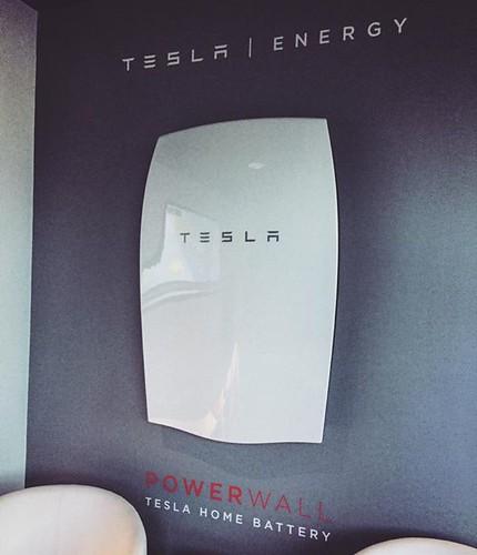 #Tesla PowerWall