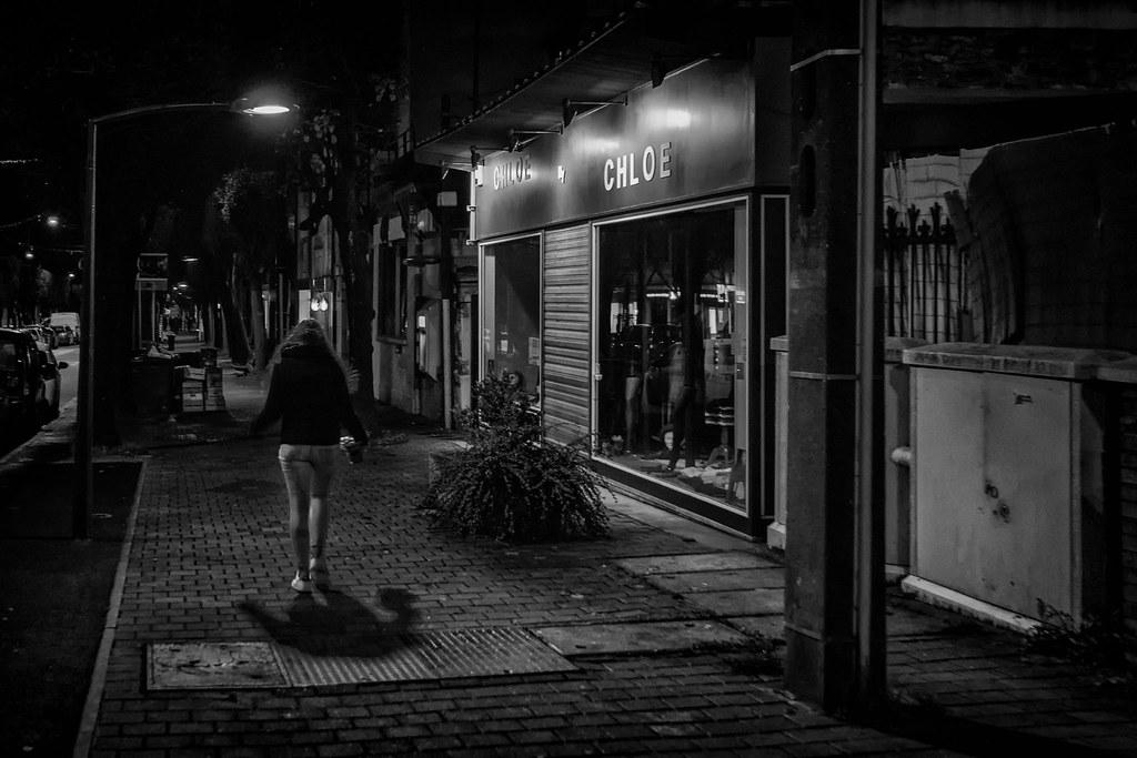 CHLOÉ by Night
