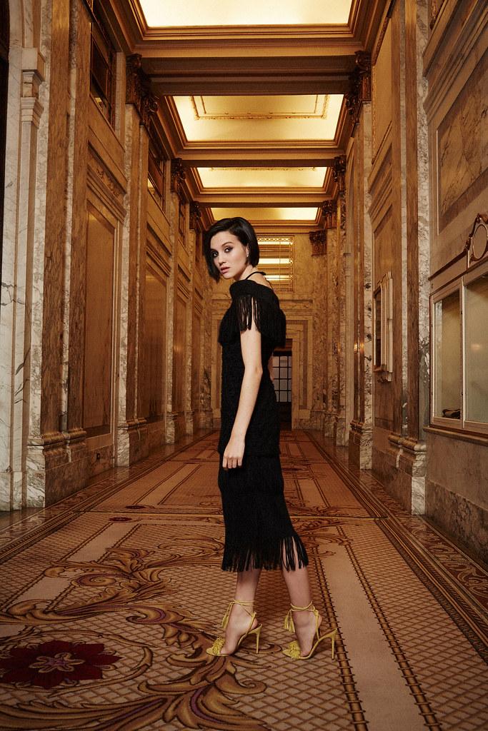 Джулия Голден Теллес — Фотосессия для «Harper's Bazaar» 2015 – 3