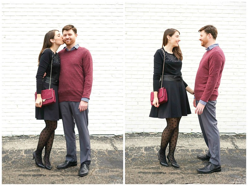 express dressy sweaters couple