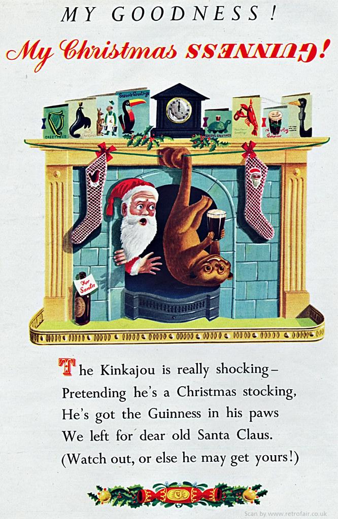 Guinness-1952-santa