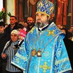 Служение еп. Феогноста в праздник Введения во храм Богородицы в Новороссийске