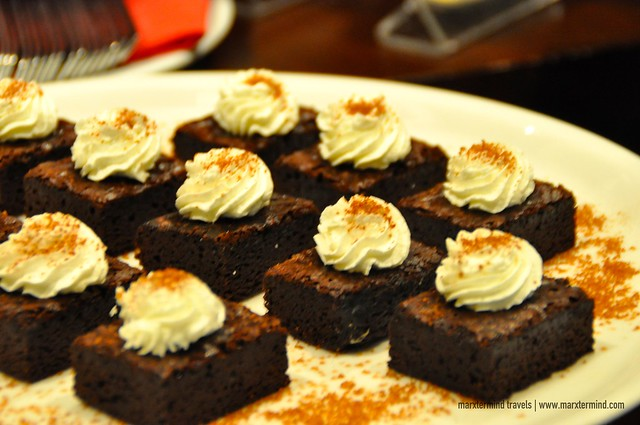 Desserts at Cafe Eight Crimson Hotel Manila