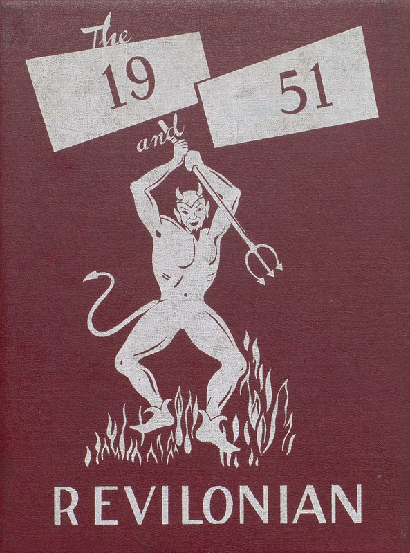 1951 Russell High School Yearbook