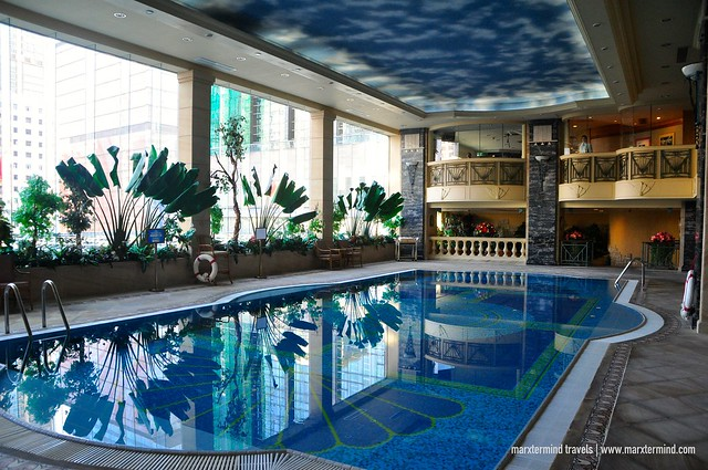 The Landmark Macau Indoor Pool