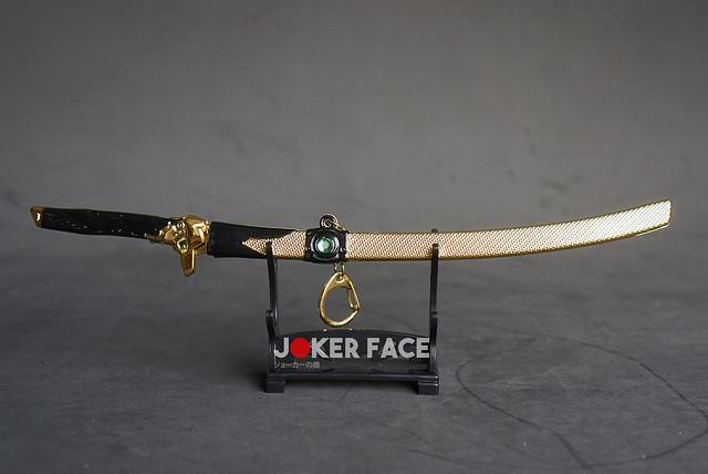 Kiếm Genji 26cm (Vàng) - OverWatch