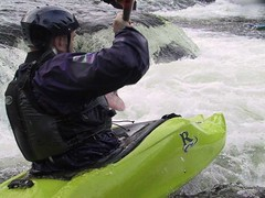 Kayaking: River Usk (05-Dec-04) Image