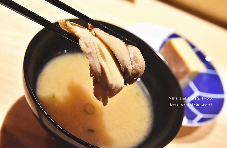 台中江戶前握壽司一貫入魂精誠日式料理40