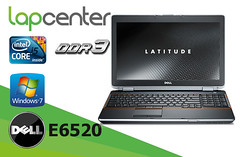 DELL LATITUDE E6520 I5 4 GB RAM 240 GB SSD WIN7