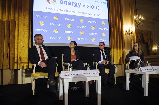 20161107 Energy Visions Europe's Future Energy Supplies