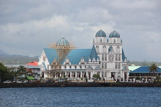 Church tax in Samoa