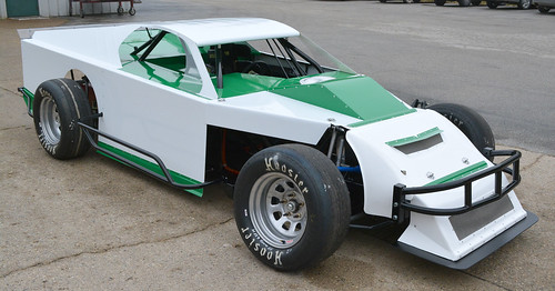 Chassis Modified | Howe Racing Enterprises