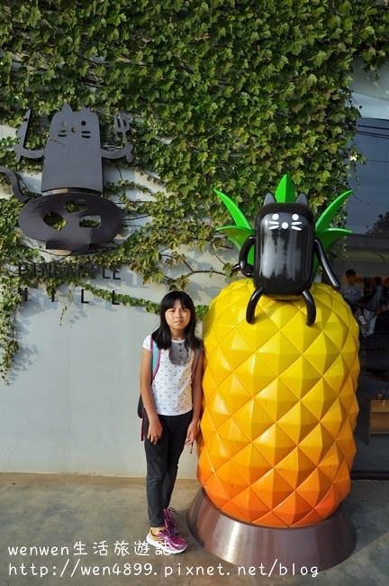 【嘉義景點】旺萊山鳳梨文化園區