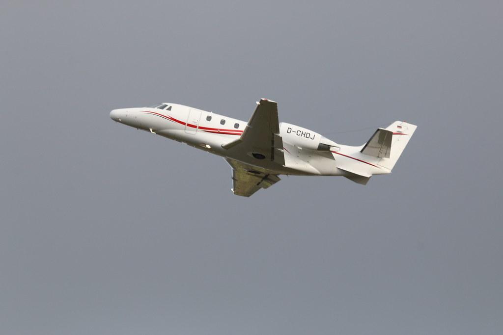 D-CHDJ - C56X - Eurocypria Airlines