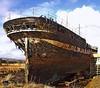 HMS Carrick - Irvine 2003