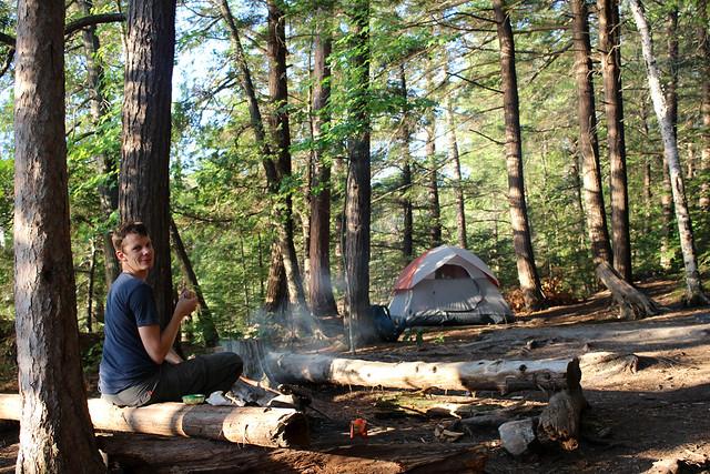 Killarney Campfire