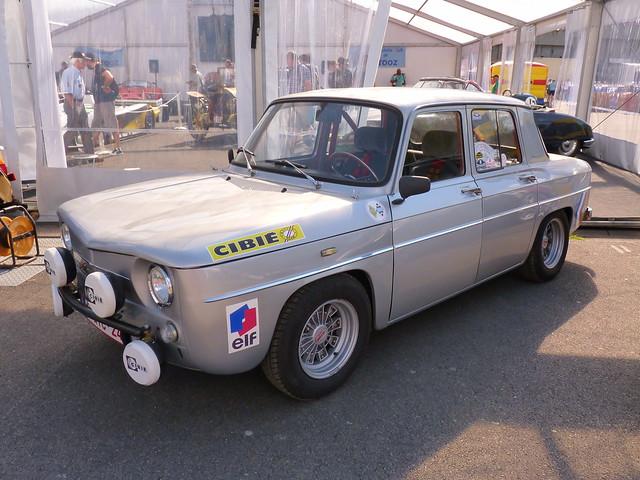 Renault 8, Panasonic DMC-FZ38