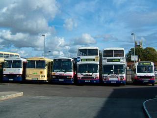 Leyland line up