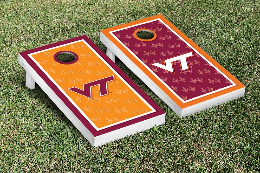 Virginia Tech Hokies Border Version 2