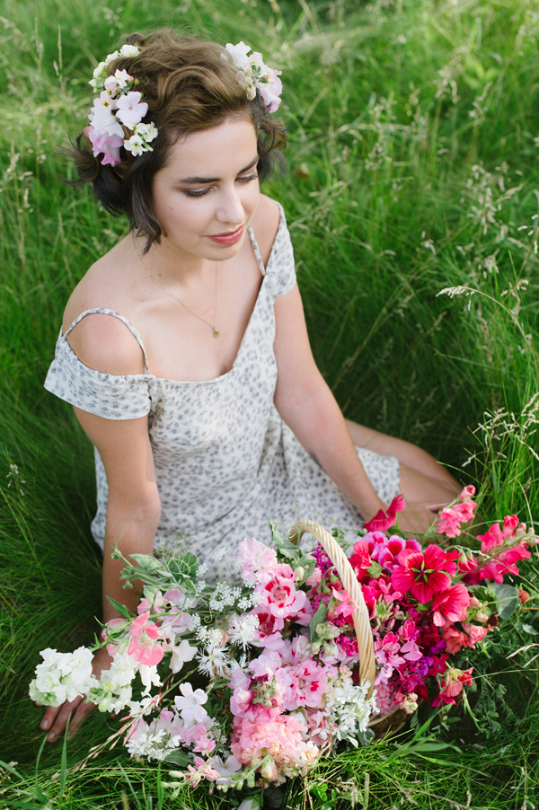 Celine Kim Photography Sweet Gale Gardens Herb n Meadow Floral styled shoot-8