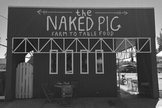 Naked Pig - Sign by roland luistro, on Flickr