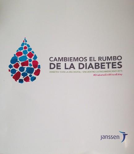 Cambiemos el rumbo de la diabetes.