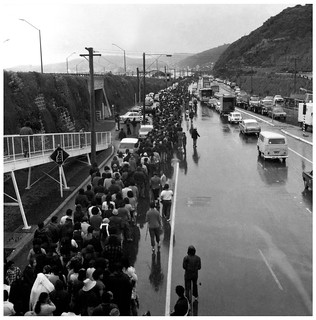 Māori Land March - 13 October 1975, Wellington