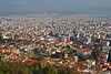 The View from the Acropolis - Athens, Greece