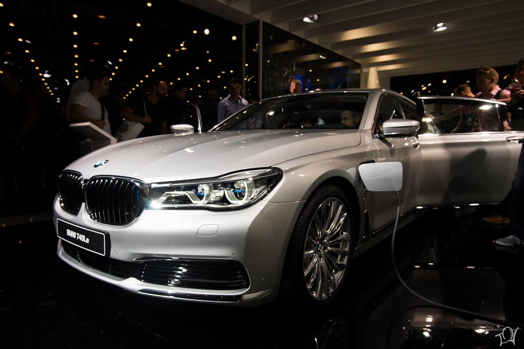 IAA 2015   BMW