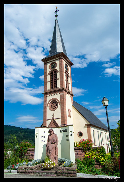 Iglesia de Thannenkirch