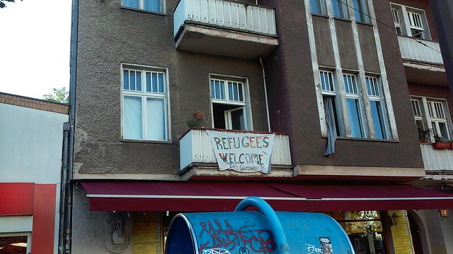 Refugees Welcome to Berlin