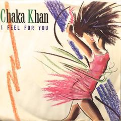 CHAKA KHAN:I FEEL FOR YOU(JACKET A)