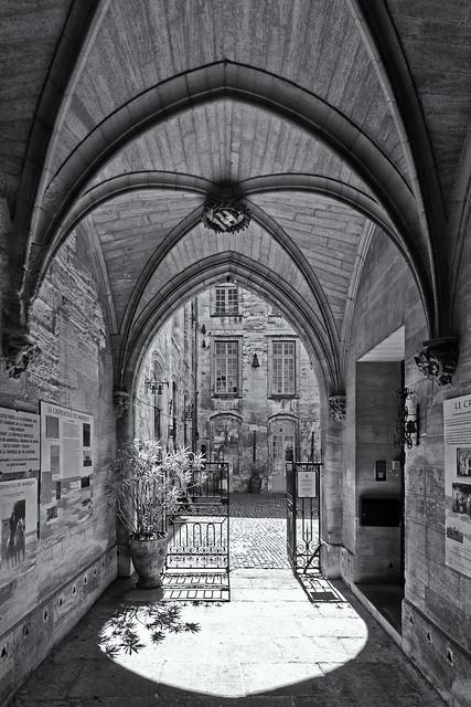 Eingang zum Palais de Roure