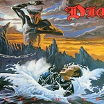 "DIO HOLY DIVER Germany 12"" LP ALBUM VINYL"
