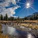 Tuolumne Meadows area Yosemite National Park. by Randall R. Howard
